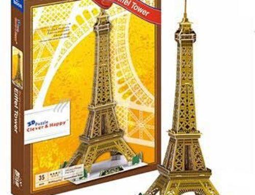 Datos Curiosos Torre Eiffel