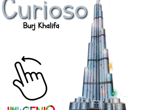Datos Curiosos Burj Khalifa