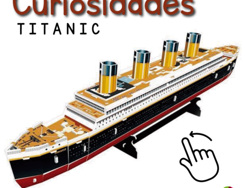Datos Curiosos Titanic